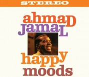 Ahmad Jamal: Happy Moods + Listen To The Ahmad Jamal Quintet - CD