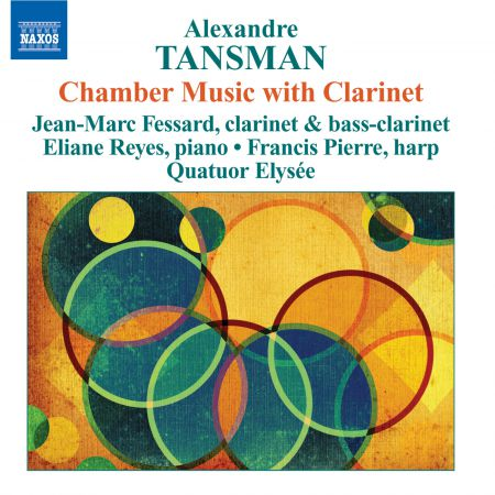 Tansman: Chamber Music With Clarinet - CD