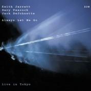 Keith Jarrett, Gary Peacock, Jack DeJohnette: Always Let Me Go - CD