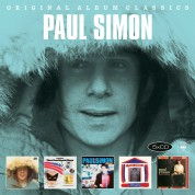 Paul Simon: Original Album Classics (5CD) - CD