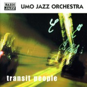 Umo Jazz Orchestra: Transit People - CD
