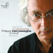 Philippe Herreweghe - By himself - CD