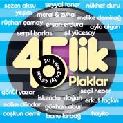 Çeşitli Sanatçılar: 45'lik Plaklar - Vol.4 - CD