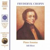 İdil Biret: Chopin: Piano Sonatas Nos. 1-3 - CD