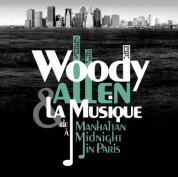 Woody Allen Et La Musique - From Manhattan To Midnight - CD