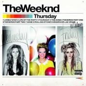 The Weeknd: Thursday - Plak