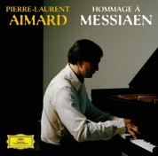 Pierre-Laurent Aimard: Messiaen: Hommage A Messiaen - CD