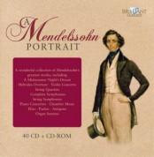 Felix Mendelssohn Bartholdy: A Mendelssohn Portrait - CD