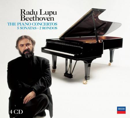 Israel Philharmonic Orchestra, Radu Lupu, Zubin Mehta: Beethoven: Piano Concertos 1-5 - CD