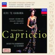 Olaf Bär, Håkan Hagegård, Uwe Heilmann, Kiri Te Kanawa, Ulf Schirmer, Wiener Philharmoniker: Strauss, R: Capriccio - CD