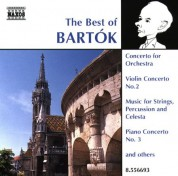 Bartok (The Best Of) - CD