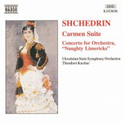 Shchedrin: Carmen Suite / Concerto for Orchestra - CD