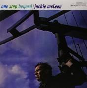 Jackie McLean: One Step Beyond - Plak