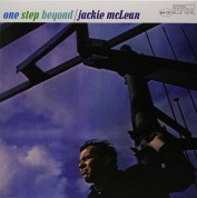 Jackie McLean: One Step Beyond - Plak