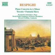 Konstantin Scherbakov: Respighi: Piano Concerto in A minor - CD