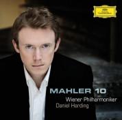 Daniel Harding, Wiener Philharmoniker: Mahler: Symphonie No. 10 - CD