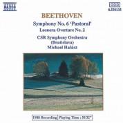 Slovak Radio Symphony Orchestra: Beethoven: Symphony No. 6 / Leonora No. 2 - CD