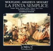 Mozarteum Orchester Salzburg, Leopold Hager: Mozart: La Finta Semplice - Plak