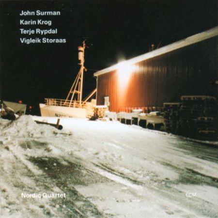 John Surman, Karin Krog, Terje Rypdal, Vigleik Storaas: Nordic Quartet - CD