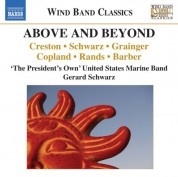Gerard Schwarz, The President's Own United States Marine Band: Above and Beyond (Live) - CD