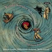 Borusan Istanbul Philharmonic Orchestra, Sascha Goetzel: Rimsky - Korsakov: Scheherazade - CD
