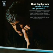 Burt Bacharach: Make It Easy On Yourself (his second solo album for A&M) - Plak