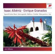 John Williams: Albeniz,Granados: Spanish Guitar Music - CD