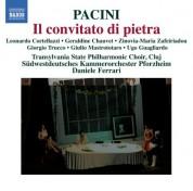 Daniele Ferrari: Pacini: Il convitato di pietra - CD