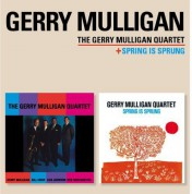 Gerry Mulligan Quartet + Spring Is Sprung + 2 Bonus Tracks - CD