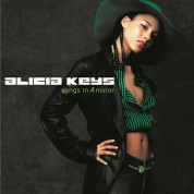 Alicia Keys: Songs In A Minor - Plak