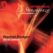 Rachel Podger, Arte dei Suonatori: Vivaldi: La Stravaganza - Plak