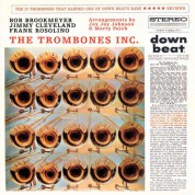 Bob Brookmeyer: The Trombones Inc. - CD