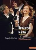 Margarita Höhenrieder, Staatskapelle Dresden, Fabio Luisi: Mahler: Symphony No.1 / Beethoven: Piano Concerto No.1 - DVD