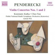 Penderecki: Violin Concertos Nos. 1 and 2 - CD