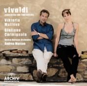 Andrea Marcon, Giuliano Carmignola, Venice Baroque Orchestra, Viktoria Mullova: Vivaldi: Concertos for Two Violins - CD