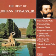 Strauss II: The Best of Johann Strauss, Jr. - CD