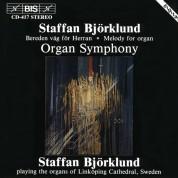 Staffan Björklund: Björklund: Organ Symphony - CD