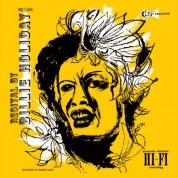 Billie Holiday: Recital By Billie Holiday - Plak