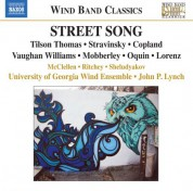 University of Georgia Wind Ensemble: Street Song - CD