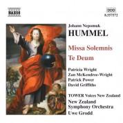 Hummel: Missa Solemnis / Te Deum - CD