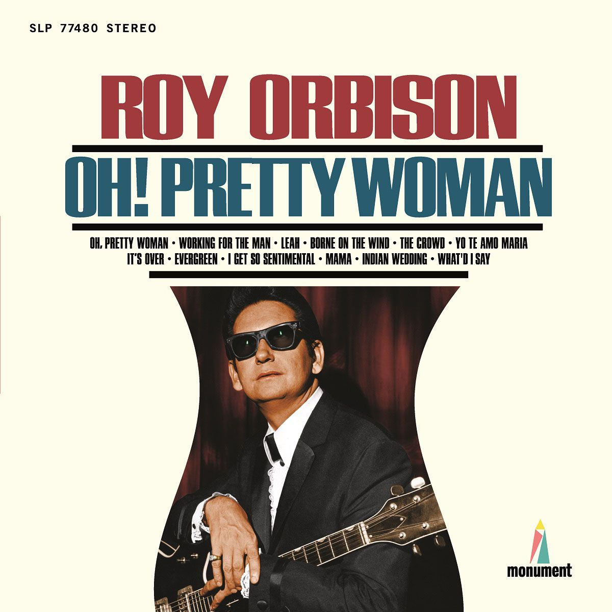 roy orbison pretty woman single 7 single on 45cat: roy orbison and the candy men - pretty woman / yo te amo maria - monument - usa - 45-851.