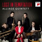 Alliage Quintett: Lost in Temptation - CD