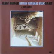 Bengt Berger: Bitter Funeral Beer - CD