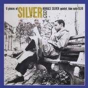 Horace Silver: The Stylings of Silver / Six Pieces of Silver - CD