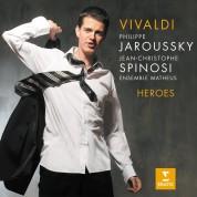 Philippe Jaroussky, Jean-Christophe Spinosi: Philippe Jaroussky - Vivaldi Heroes - CD