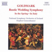 Goldmark: Rustic Wedding Symphony / In the Spring - CD