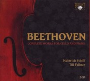 Heinrich Schiff, Till Fellner: Beethoven: Complete Works for Cello and Piano - CD