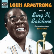 Louis Armstrong: Armstrong, Louis: Sing It, Satchmo (1945-1955) - CD