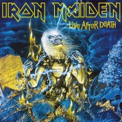 Iron Maiden: Live After Death - Plak
