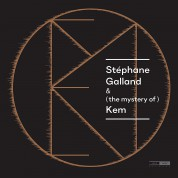 Stéphane Galland: (the mystery of) Kem - CD